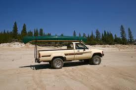 Ford Ranger Truck Cap - bwca ford ranger as a canoe hauler boundary waters gear forum