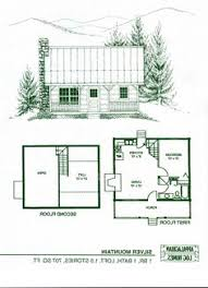 floor plans for cabins 16 x34 with loft plus 6 x34 porch side small cabin with loft floorplans photos of the small cabin floor