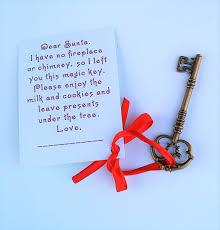 santa s magic key santa key skeleton key ornament poem