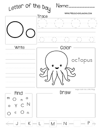 free printable letter recognition worksheets worksheets
