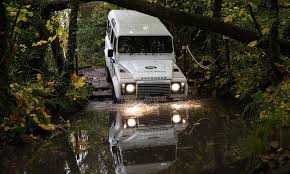 land rover water land rover design chief dangles more clues on next defender