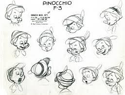 milt kahl character designer pinocchio a dreamer walking