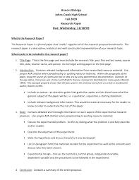Methodology Research Proposal writing