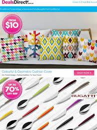 ugg australia mega sale dealsdirect colourful geometric cushion covers bugatti