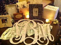 monogram guest book it should be exactly as you want because it s your party