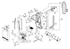riccar r600 parts u0026 vacuum repair diagrams