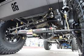 jeep jk suspension 2016 sema camoliner jeep jk wrangler unlimited