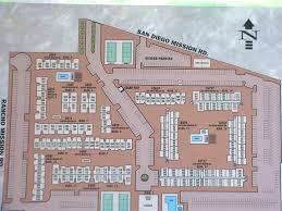 mission san diego de alcala floor plan mission plaza