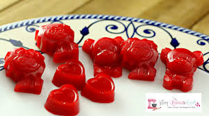 how to make cinnamon gummy bears silicone candy molds by