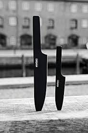 black kitchen knives stelton black chef s knife large amazon ca home kitchen