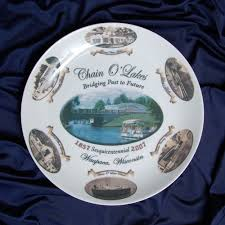 personalized dinner plate custom dinnerware restaurants country clubs special events