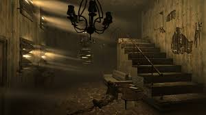 old home interiors image gibson house inside jpg fallout wiki fandom powered by