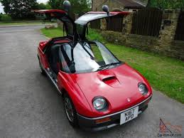 mazda cars uk az1 rare gullwing microcar