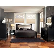 Black Modern Bedroom Furniture Bedroom Large Black Queen Bedroom Sets Dark Hardwood Throws