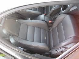 vwvortex com mkv us spec gti seat options