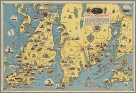 Map Rhode Island Mount Hope Bridge Bristol Rhode Island David Rumsey