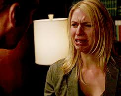 Claire Danes Cry Face Meme - when you think your dump is a banger but it doesn t make it out of