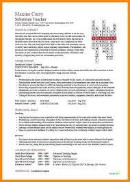 Sample Of Teachers Resume by Sample Teacher Resume Teaching Resumes For New Teachers Free