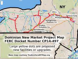 Keystone Pipeline Map Opponents Want Ny Pipeline Related Permits Rescinded Waer