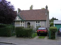 file original pebbledash bungalow seven kings with skoda car jpg