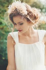 voilette mariage 1001 idées comment porter le voile de mariée d une ère élégante