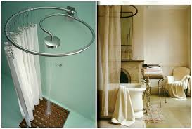 vasca da bagno circolare i vantaggi della tenda doccia caratteristiche e modelli