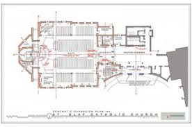 Catholic Church Floor Plans New Church Plans St Olaf Church Patron Of Norway Catholic Church