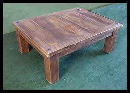 Clock Coffee Table by Best 30 Of Rustic Barnwood Coffee Tables