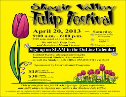 Skagit Valley Tulip Festival Bloom Map Skagit Valley Tulip Festival Bloom Map 2017