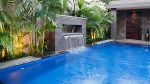 pools with waterfalls waterfalls for inground pools pool design ideas