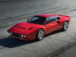 first ferrari race car the first ferrari 288 gto officially delivered to japan bought