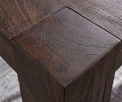 Wohnzimmertisch Akazie Couchtisch Colombe 80x80 Cm Akazie Tabak Mit Ablage Möbel Tische