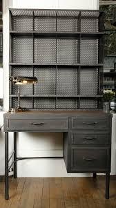 bureau d 騁ude industriel bureau de postier industriel hudson avec structure en métal et