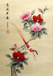 Japanese Flowers Paintings - 69 best aquarelle watercolor images on pinterest watercolor