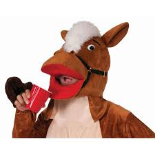 henry the horse mascot costume buycostumes com