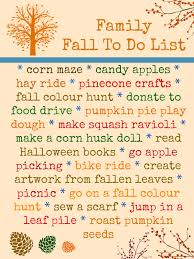 fall to do list png