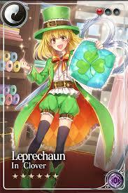 leprechaun age of ishtaria wiki fandom powered by wikia
