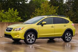small subaru car capsule review 2014 subaru crosstrek hybrid the truth about cars