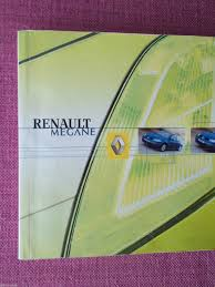 renault megane hatchback owners manual owners guide handbook
