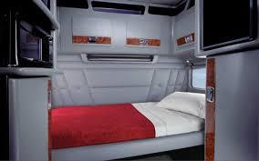 Truck Sleeper Interior Ata Mta Seek Driver Sleep Study Go By Truck Global News