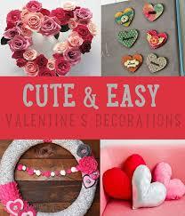 Valentines Decorations Diy Pinterest by Best 25 Diy Valentine Decorations Ideas On Pinterest Valentine