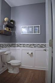 half bath wainscoting ideas pictures remodel and decor budget powder room makeover powder room budgeting and room
