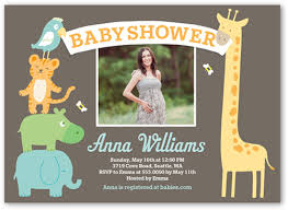 Safari Boy Baby Shower Ideas - brilliant design safari baby shower invitations innovation idea