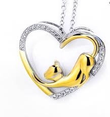 cat jewelry necklace images Cat jewelry my heart cat necklace jpg