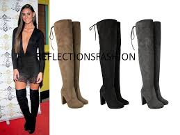 womens boots deichmann thigh high boots womens shoes boots ebay