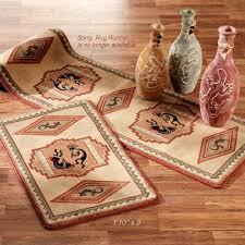 kokopelli dance southwest area rugs