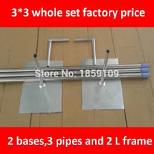 Wedding Backdrop Stand Pipe Stand Picture More Detailed Picture About 3m 3m Wedding