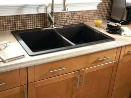 Resin Kitchen Sinks Resin Kitchen Sinks Black Granite Composite Sink 2 Epoxy Resin