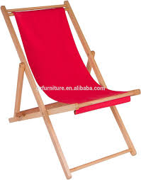 Canvas Sling Back Chairs by Wood Folding Beach Lounge Chair Wood Folding Beach Lounge Chair