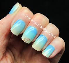 creative nail design by sue july 2012
